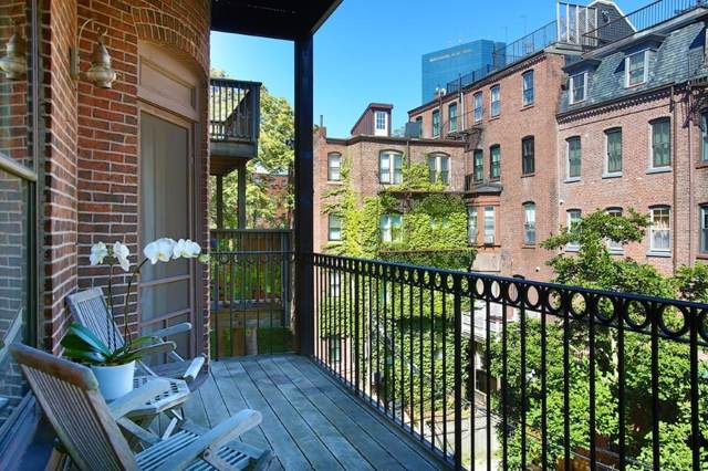 133 Pembroke Street #4, Boston, MA 02118 (MLS #72608084) :: The Muncey Group