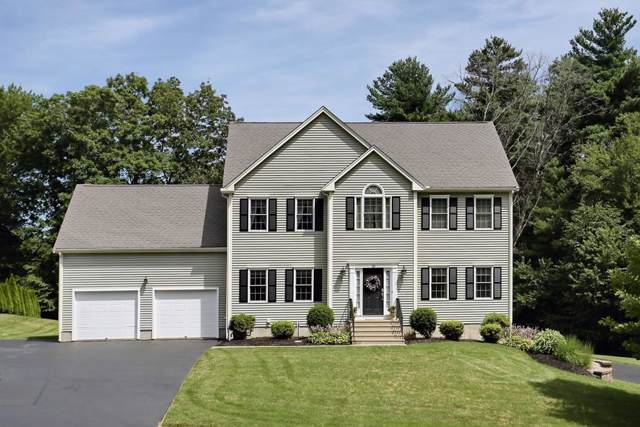 10 Jared Drive, Sutton, MA 01590 (MLS #72608086) :: Kinlin Grover Real Estate