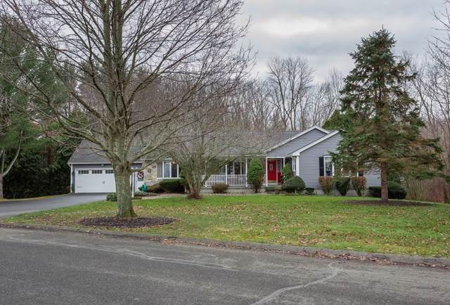 33 Jeffrey Ln, West Springfield, MA 01089 (MLS #72608088) :: NRG Real Estate Services, Inc.