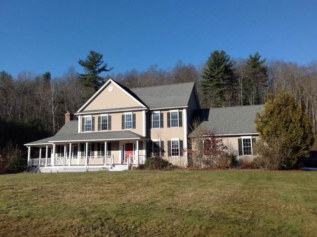 89-A River Rd, Pepperell, MA 01463 (MLS #72608193) :: Team Tringali