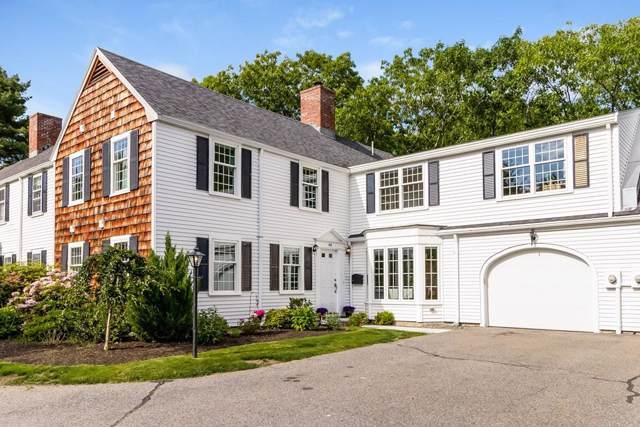 48 Fairgreen Pl #48, Brookline, MA 02467 (MLS #72608278) :: Zack Harwood Real Estate | Berkshire Hathaway HomeServices Warren Residential