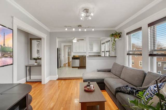 187 Florence St 3R, Boston, MA 02131 (MLS #72608284) :: The Muncey Group