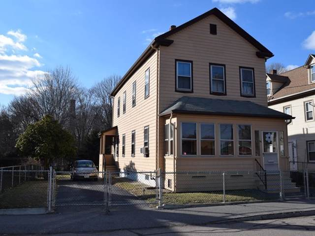 58 Park St, Taunton, MA 02780 (MLS #72608335) :: RE/MAX Vantage