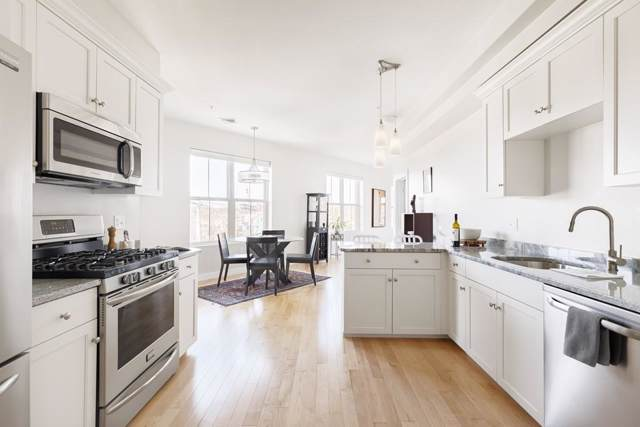70 Prospect Street #401, Somerville, MA 02143 (MLS #72608336) :: Zack Harwood Real Estate | Berkshire Hathaway HomeServices Warren Residential