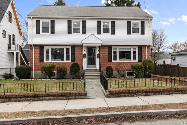 73 Carroll St #73, Watertown, MA 02472 (MLS #72608430) :: Conway Cityside