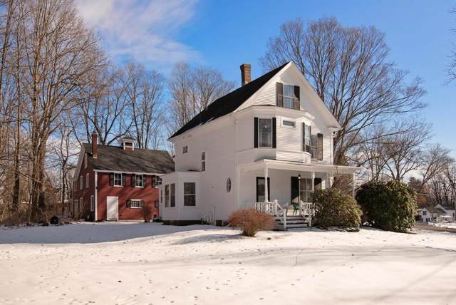 10 Whiting Avenue, Groton, MA 01450 (MLS #72608438) :: The Duffy Home Selling Team