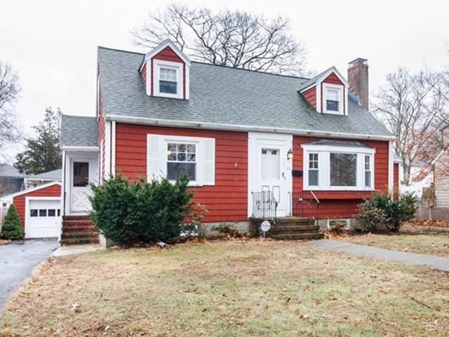 16 Sycamore Rd, Melrose, MA 02176 (MLS #72608442) :: Revolution Realty