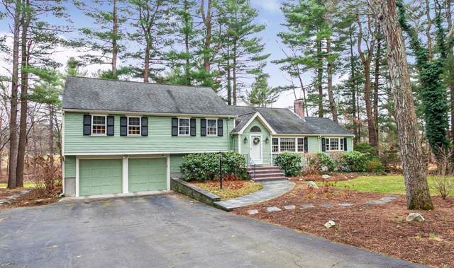 124 Edgewater Dr, Needham, MA 02492 (MLS #72608491) :: Trust Realty One