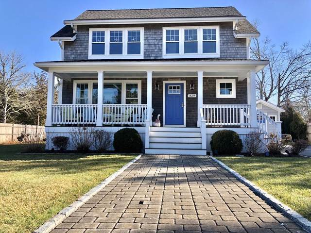 829 Shore Rd, Bourne, MA 02559 (MLS #72608517) :: EXIT Cape Realty