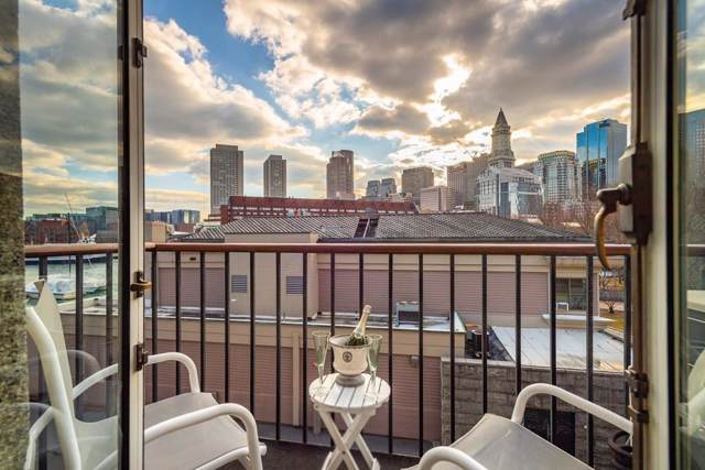 33 Commercial Wharf East #33, Boston, MA 02110 (MLS #72608567) :: Revolution Realty