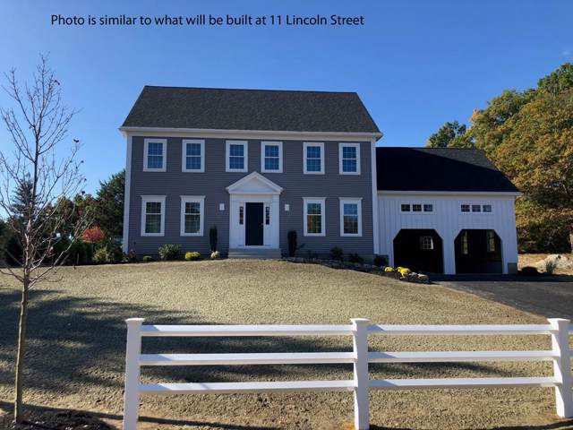 11 Lincoln St, Northborough, MA 01532 (MLS #72608584) :: The Gillach Group