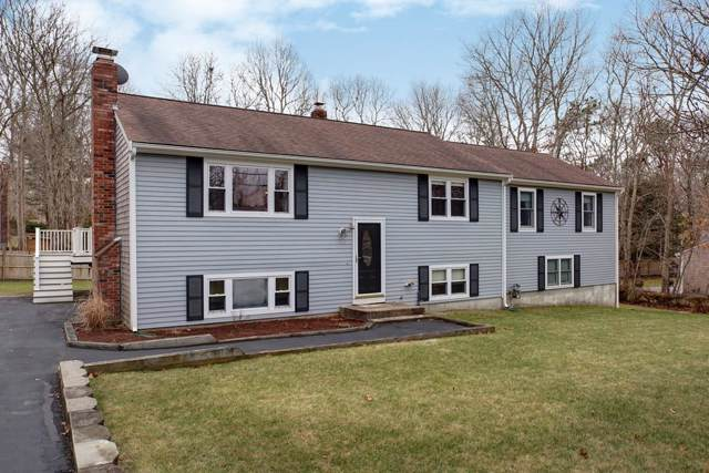 142 Clay Pond Rd, Bourne, MA 02532 (MLS #72608594) :: EXIT Cape Realty