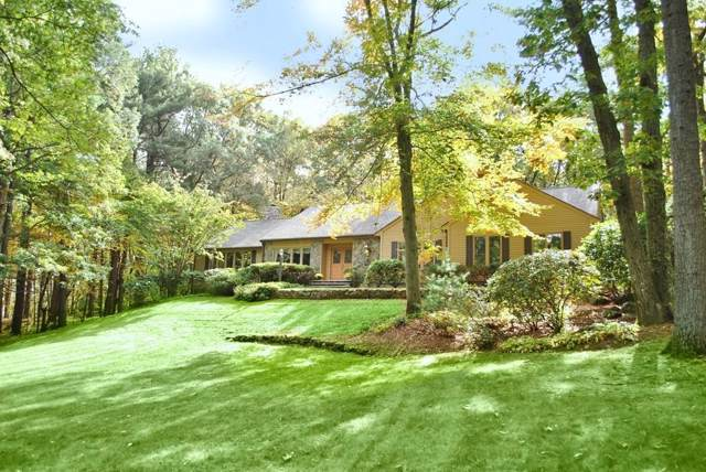 3 Smith Hill Road, Lincoln, MA 01773 (MLS #72608700) :: The Gillach Group