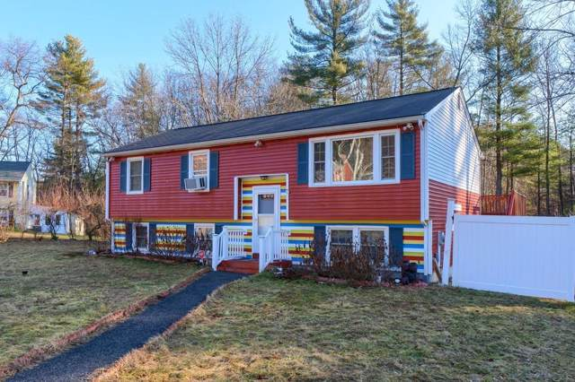 205 Freda Ln, Lowell, MA 01854 (MLS #72608758) :: Parrott Realty Group