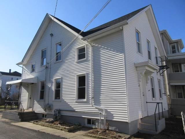 33 Hall St, Fall River, MA 02724 (MLS #72608836) :: RE/MAX Vantage