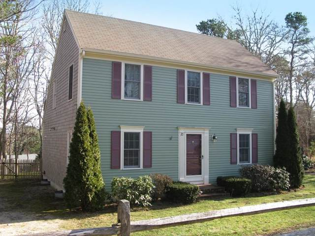 20 Captain Prestons Rd, Dennis, MA 02638 (MLS #72608850) :: EXIT Cape Realty