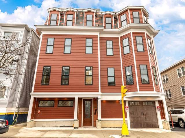 39 Lexington Street #7, Boston, MA 02128 (MLS #72608875) :: Revolution Realty
