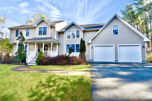 1030 Russells Mills Rd, Dartmouth, MA 02748 (MLS #72609072) :: Kinlin Grover Real Estate