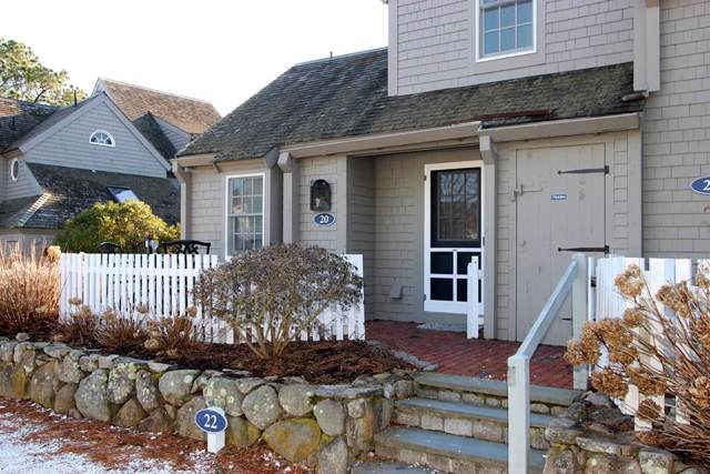 20 Hyannis Point Rd #20, Mashpee, MA 02649 (MLS #72609078) :: EXIT Cape Realty