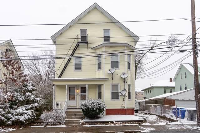 13 Magill Street, Pawtucket, RI 02860 (MLS #72609182) :: Spectrum Real Estate Consultants