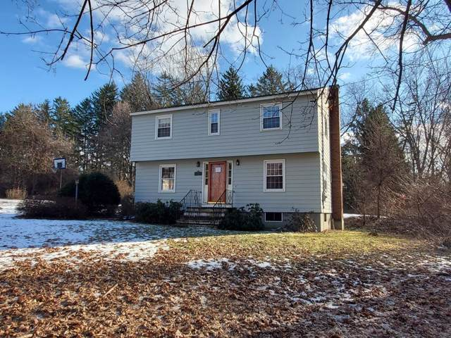 66 Marian Dr., North Andover, MA 01845 (MLS #72609191) :: Trust Realty One