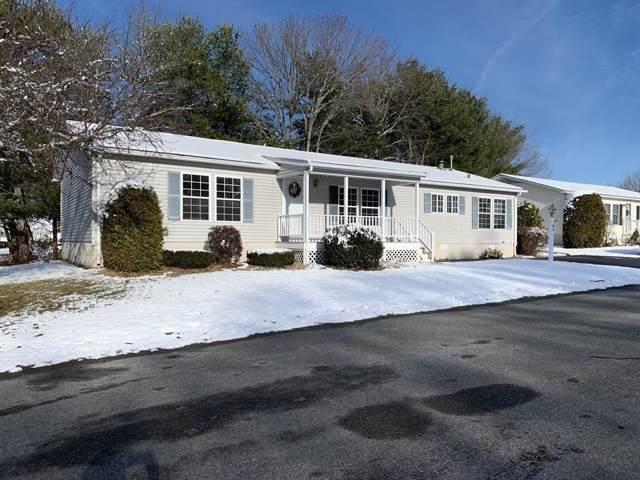 41 Trailwood, Bridgewater, MA 02324 (MLS #72609228) :: The Duffy Home Selling Team