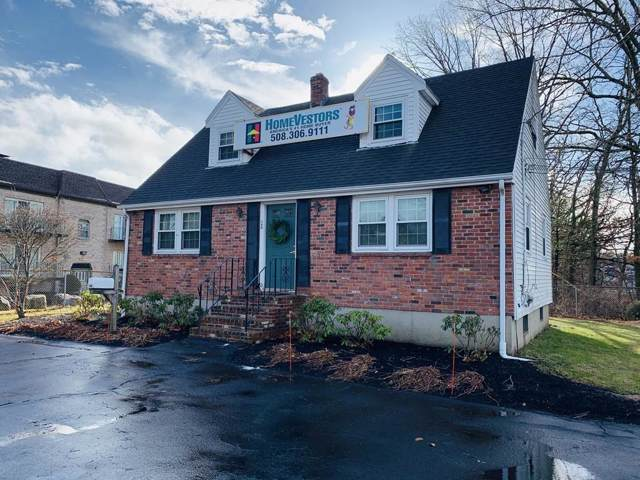 540 Oak Street, Brockton, MA 02301 (MLS #72609248) :: Charlesgate Realty Group
