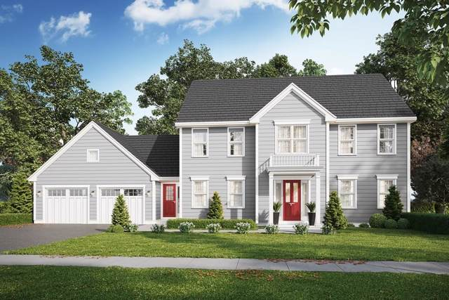 15 Carriage House Way Lot 8, Scituate, MA 02066 (MLS #72609271) :: The Duffy Home Selling Team
