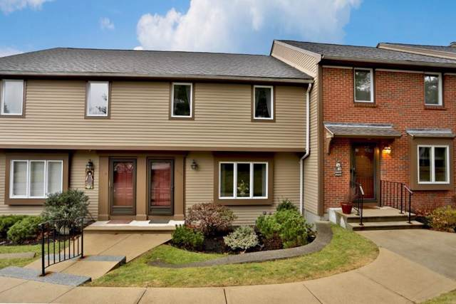 203 Lewis O Gray Drive #203, Saugus, MA 01906 (MLS #72609300) :: The Muncey Group