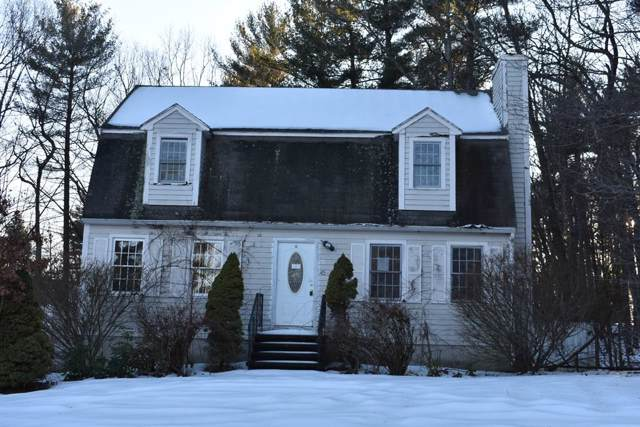 45 Mulberry Circle, Ayer, MA 01432 (MLS #72609323) :: EXIT Cape Realty