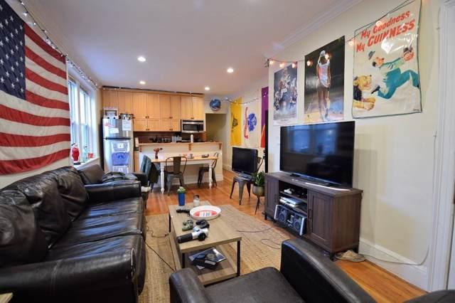 73 Thatcher St #201, Brookline, MA 02446 (MLS #72609334) :: Charlesgate Realty Group
