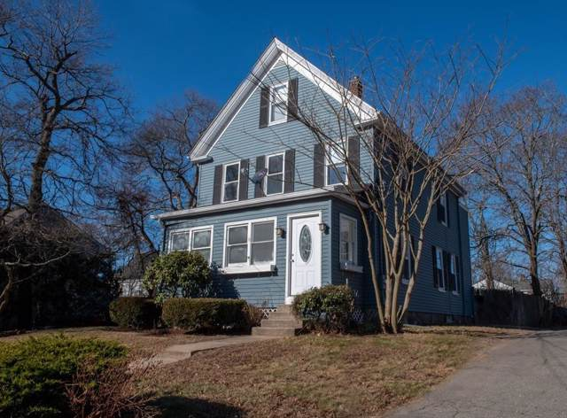 4 Pond Ave, Foxboro, MA 02035 (MLS #72609345) :: Zack Harwood Real Estate | Berkshire Hathaway HomeServices Warren Residential
