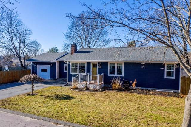 14 Saratoga Street, Fairhaven, MA 02719 (MLS #72609655) :: Trust Realty One