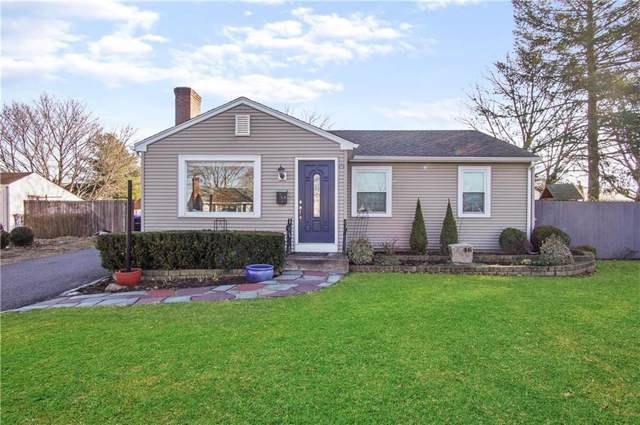46 Ferncrest Dr, Pawtucket, RI 02861 (MLS #72609685) :: Spectrum Real Estate Consultants