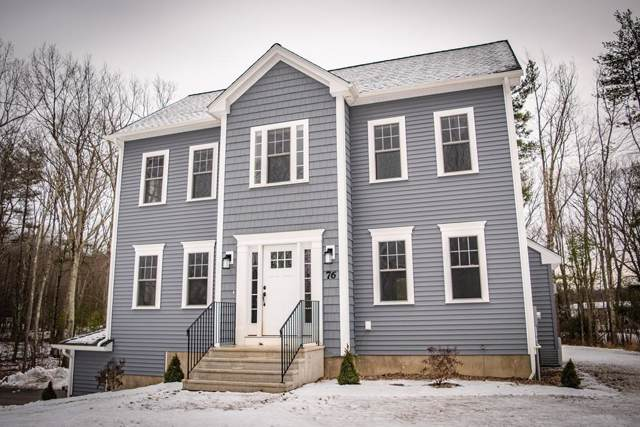 76 Campbell Street, Rutland, MA 01543 (MLS #72609708) :: Spectrum Real Estate Consultants