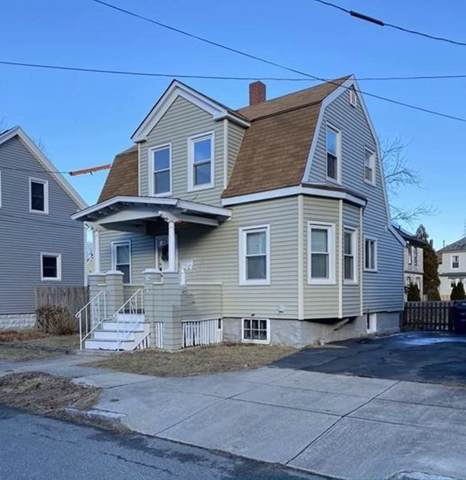 54 Florence, New Bedford, MA 02740 (MLS #72609750) :: RE/MAX Vantage