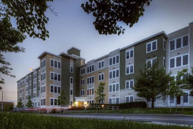 87 New Street #409, Cambridge, MA 02138 (MLS #72609757) :: Kinlin Grover Real Estate