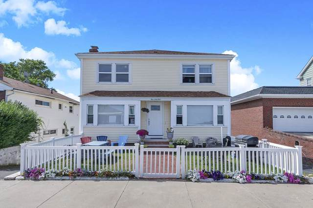 465 Revere Beach Boulevard #4, Revere, MA 02151 (MLS #72609761) :: Kinlin Grover Real Estate