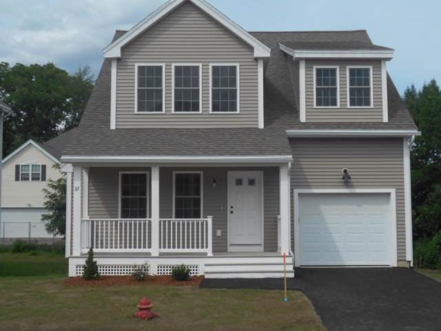 2 Bicknell Circle #2, Haverhill, MA 01835 (MLS #72609770) :: Kinlin Grover Real Estate