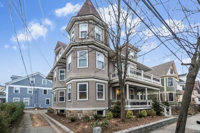 53 Bakersfield St #1, Boston, MA 02125 (MLS #72609813) :: Westcott Properties