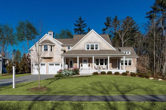 20 Bayberry Lane, Norwell, MA 02061 (MLS #72609854) :: RE/MAX Vantage