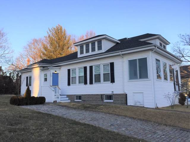 108 Riverview St, Fall River, MA 02724 (MLS #72609883) :: The Muncey Group