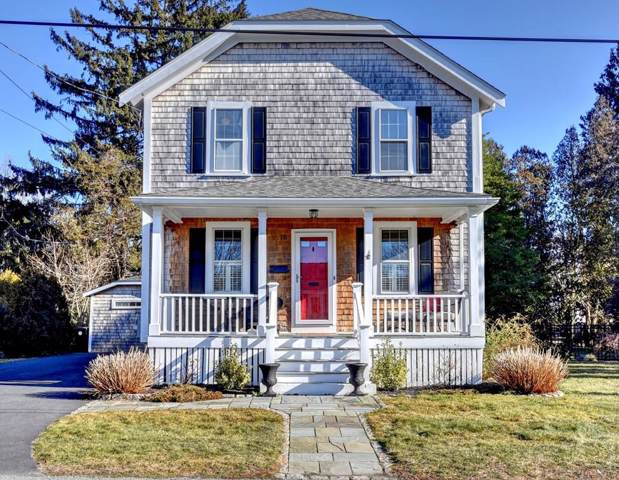 75 Anthony Street, Dartmouth, MA 02748 (MLS #72609892) :: RE/MAX Vantage