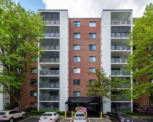 12 9th Street #406, Medford, MA 02155 (MLS #72609979) :: Revolution Realty