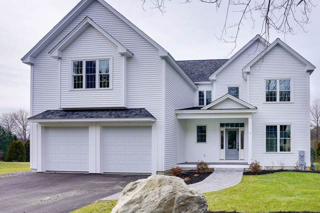 156 Pleasant St, Northborough, MA 01532 (MLS #72610049) :: The Gillach Group
