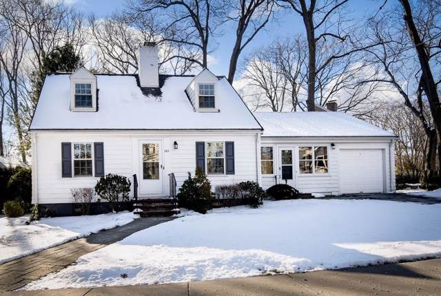 382 Woodland Rd, Brookline, MA 02467 (MLS #72610056) :: The Muncey Group