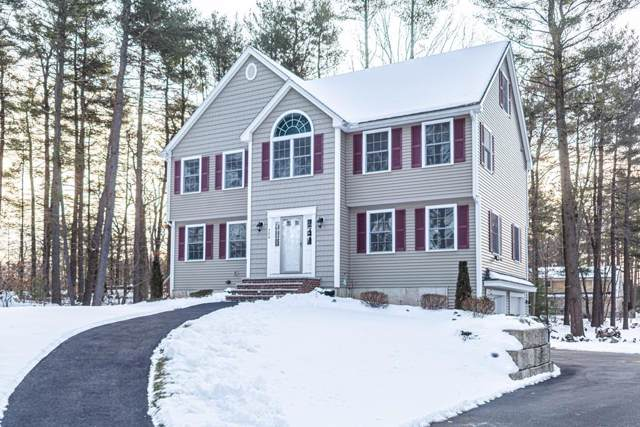 326 Woburn St, Wilmington, MA 01887 (MLS #72610142) :: Exit Realty