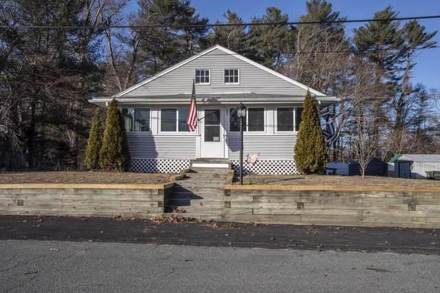 30 Lapham Street, Hanson, MA 02341 (MLS #72610178) :: The Duffy Home Selling Team