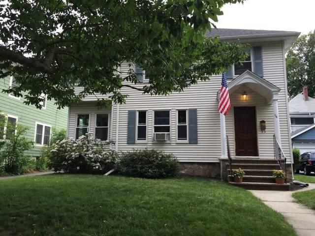114 Greaton Rd., Boston, MA 02132 (MLS #72610241) :: The Muncey Group