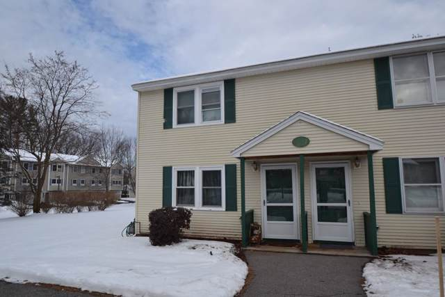 1025 S Mammoth Rd #8, Manchester, NH 03109 (MLS #72610245) :: Driggin Realty Group